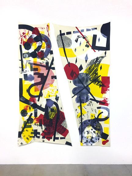 Skin Broken by Prisms by Jovencio de la Paz