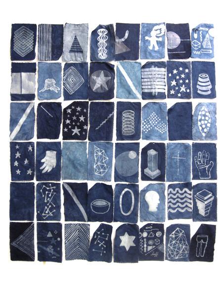 Bluets (for Maggine Nelson) by Jovencio de la Paz