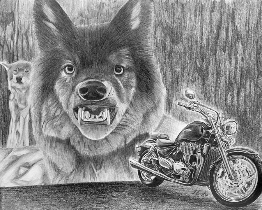 Wild Ride, Larry Brent, Jr. Image courtesy of the artist.